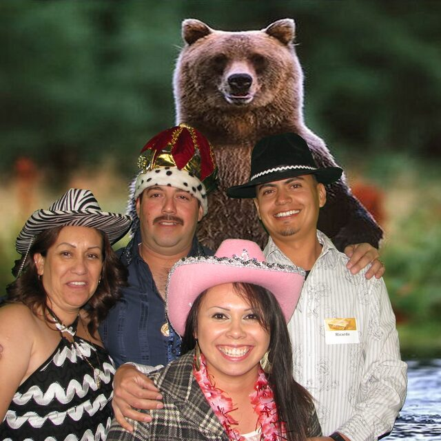 Colorado Event Productions – GO NUTS Green Screen Photo Booths