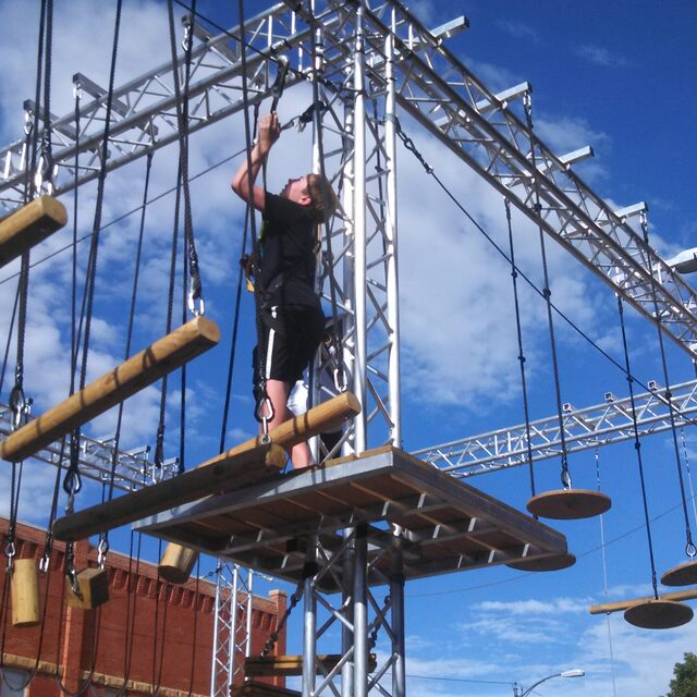 AIRBOUND COLORADO - Mobile Ropes Course
