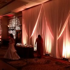 Colorado Event Productions ric Accents & Fabric Event Design